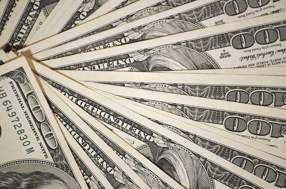 A moeda iniciou o dia em alta, mas caiu durante a tarde / Shutterstock