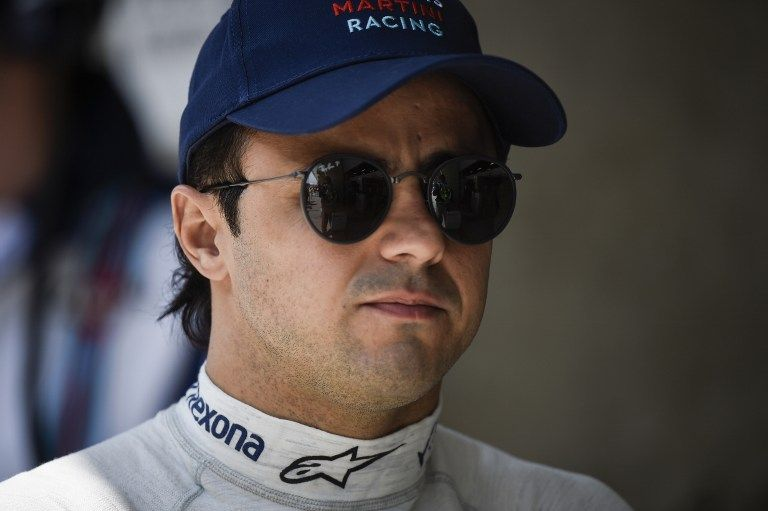 Massa revela frustração com motores Mercedes