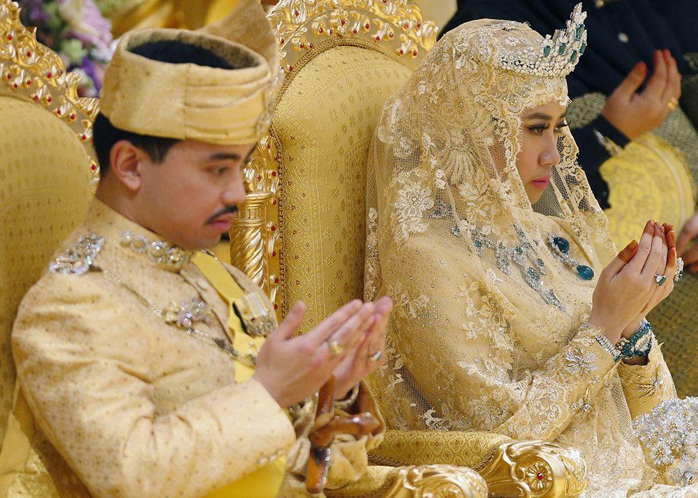 O príncipe Abdul Malik é filho de um dos homens mais ricos do mundo  / Olivia Harris/Reuters