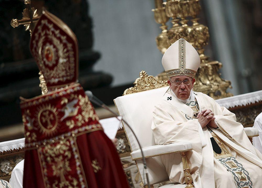 Porta-voz da Santa Sé, padre Federico Lombardi, não especificou quanto tempo irá durar a visita a Cuba / Tony Gentile/Reuters