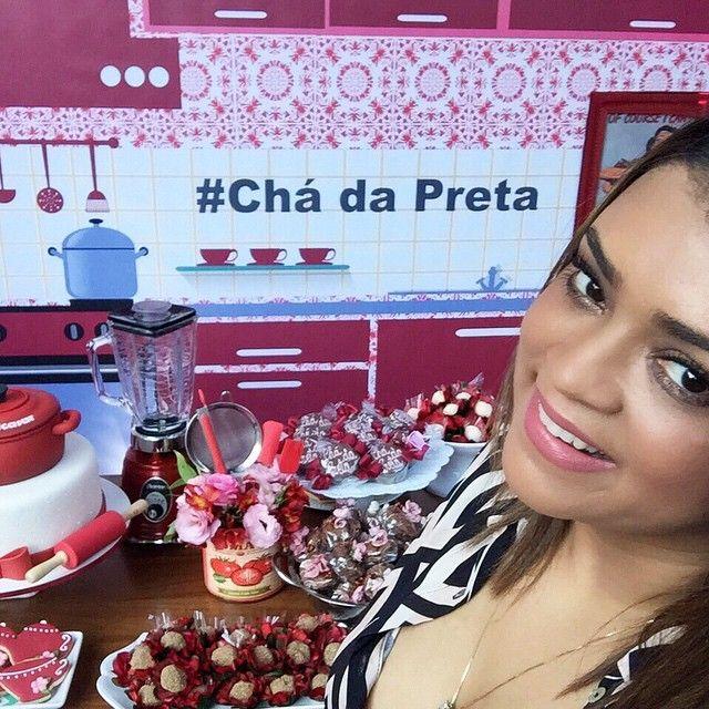 Preta Gil realiza chá de panela no Rio de Janeiro / Divulgação/Instagram
