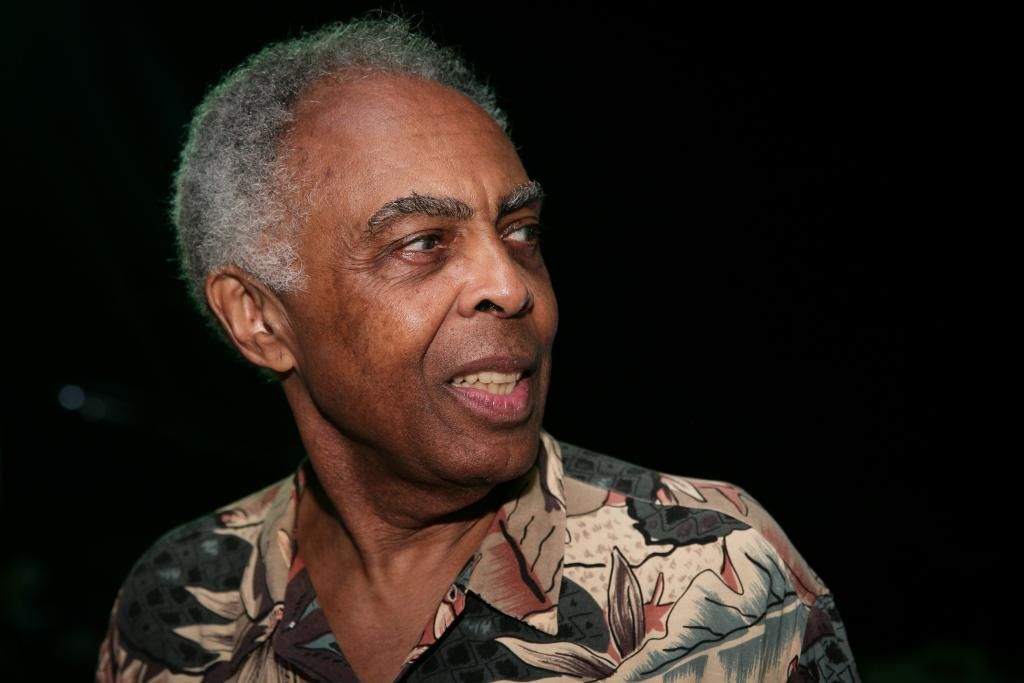 Gilberto Gil se apresentará no Festival de Montreux