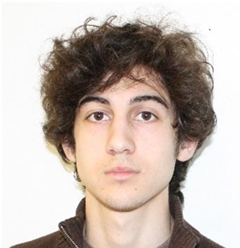 Dzhokhar Tsarnaev é condenado à pena de morte / FBI / AFP