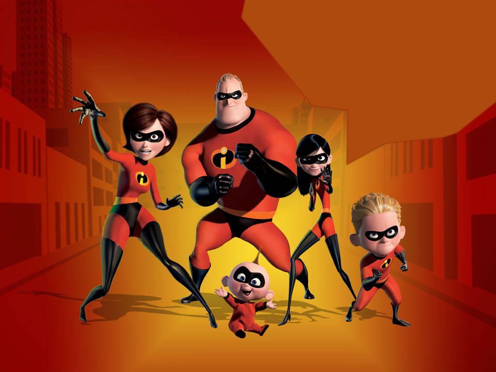 Filme Os Incríveis vai ter uma continuação / Divulgação/Pixar