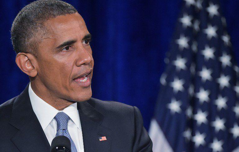 Obama pediu justiça no caso / Mandel Ngna/AFP