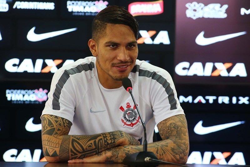 Guerrero fala com Palmeiras e tem proposta do Fla