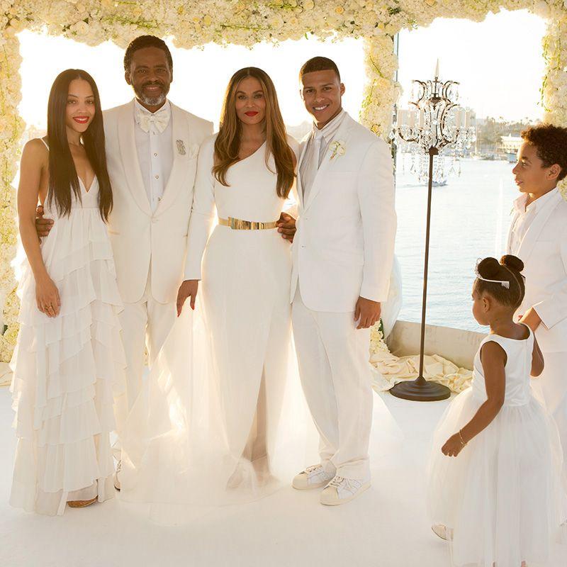 Casamento de Tina Knowles, mãe de Beyonc¿¿