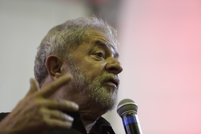 Ex-presidente participou de evento do PT em São Paulo / Alice Vergueiro/Futura Press/Folhapress