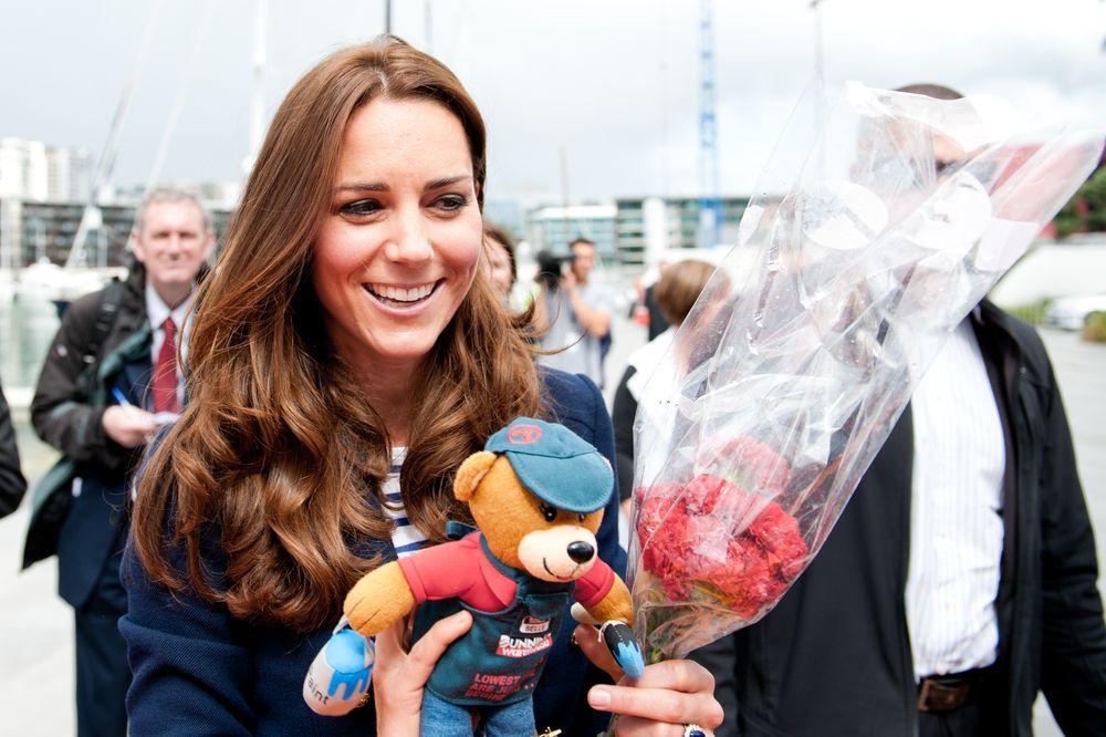 Kate Middleton pode dar à luz qualquer momento / Shaun Jeffers/Shutterstock.com
