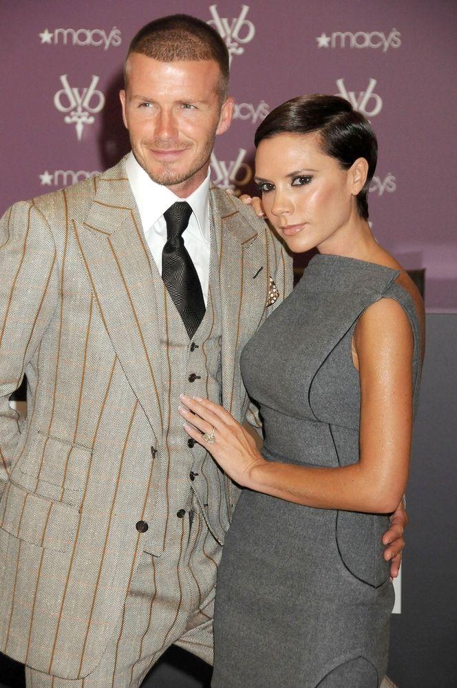 David Beckham fará 40 anos no dia 2 de maio / Everett Collection/Shutterstock.com