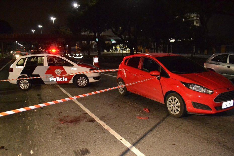 A PM não ficou ferida / Edu Silva/Futura Press/Folhapress