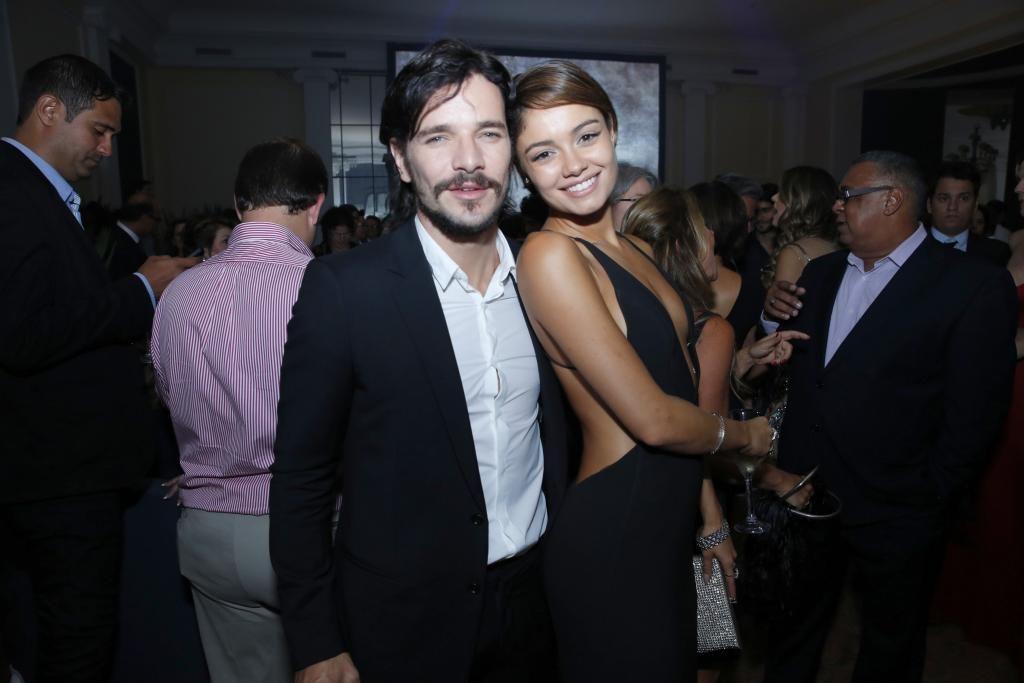 Daniel de Oliveira e Sophie Charlotte estão juntos há um ano / Alex Palarea/AgNews