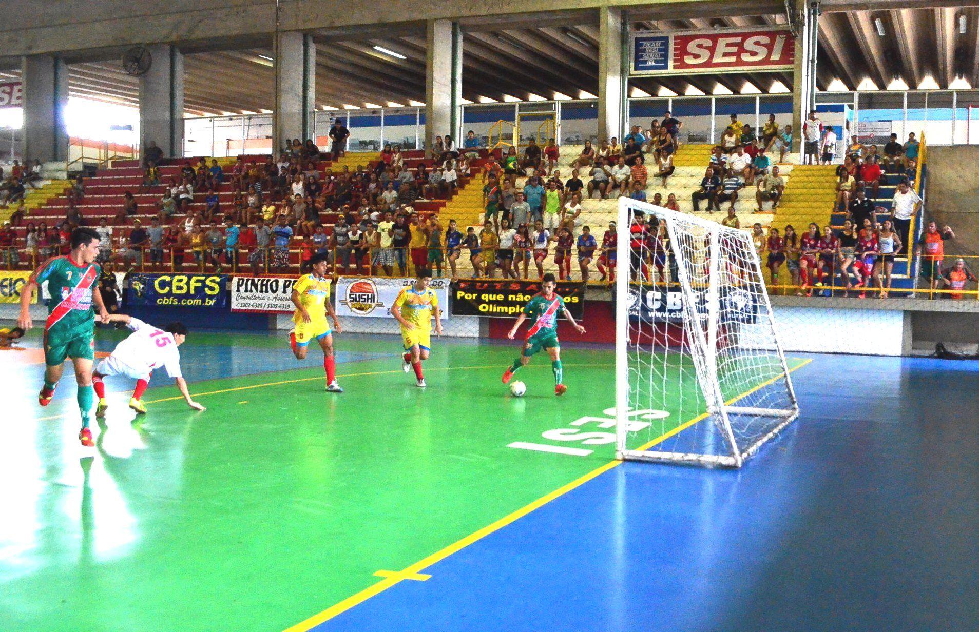 AM de Futsal Sub20 inicia hoje com 3 partidas - Band.com.br f0f4e872e62b6