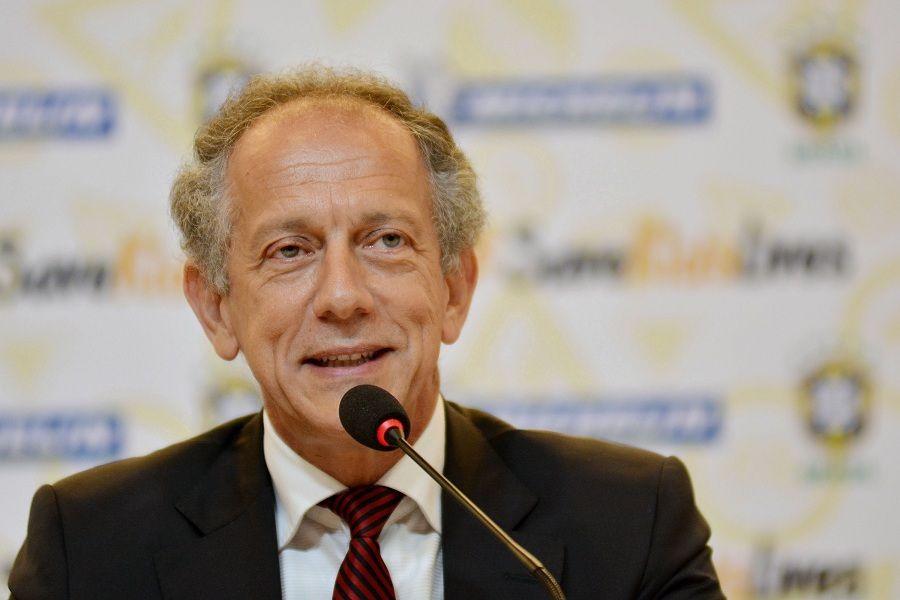 Feldman era secretário-geral da CBF