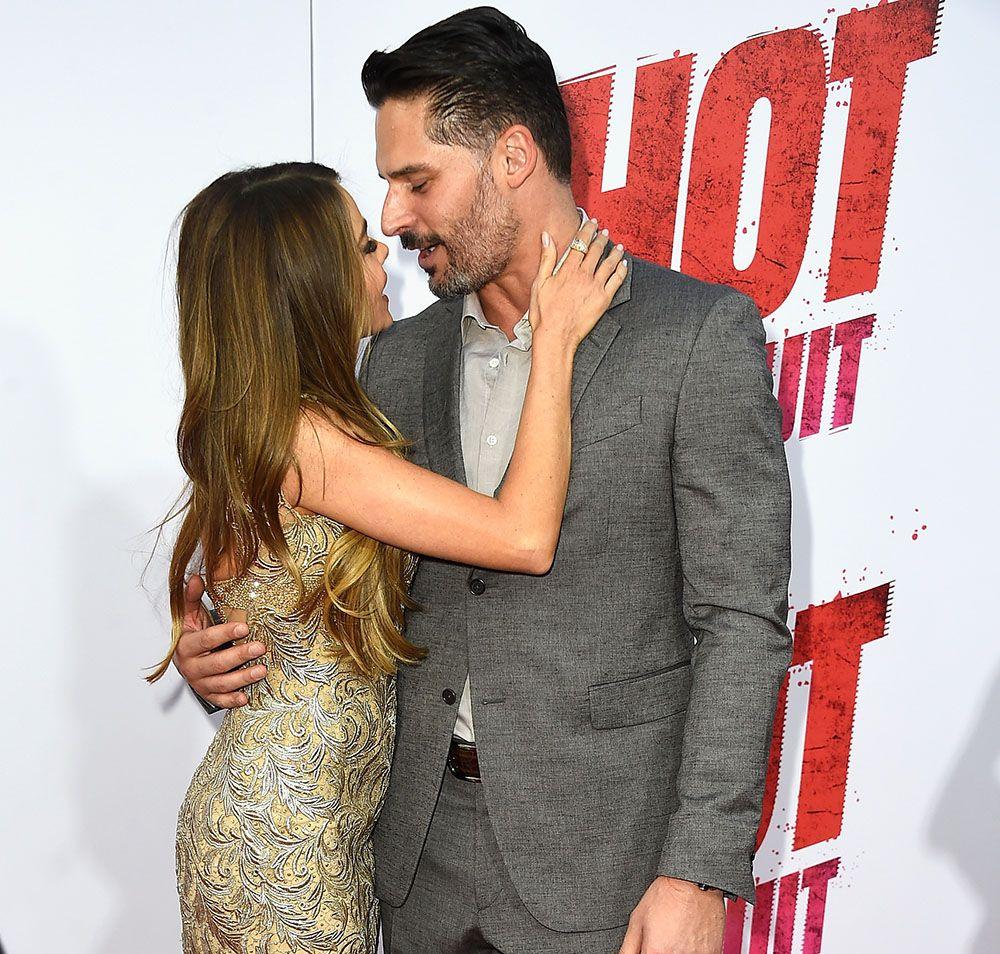 Sofía Vergara e Joe Manganiello estão noivos desde dezembro  / Frazer Harrison/AFP