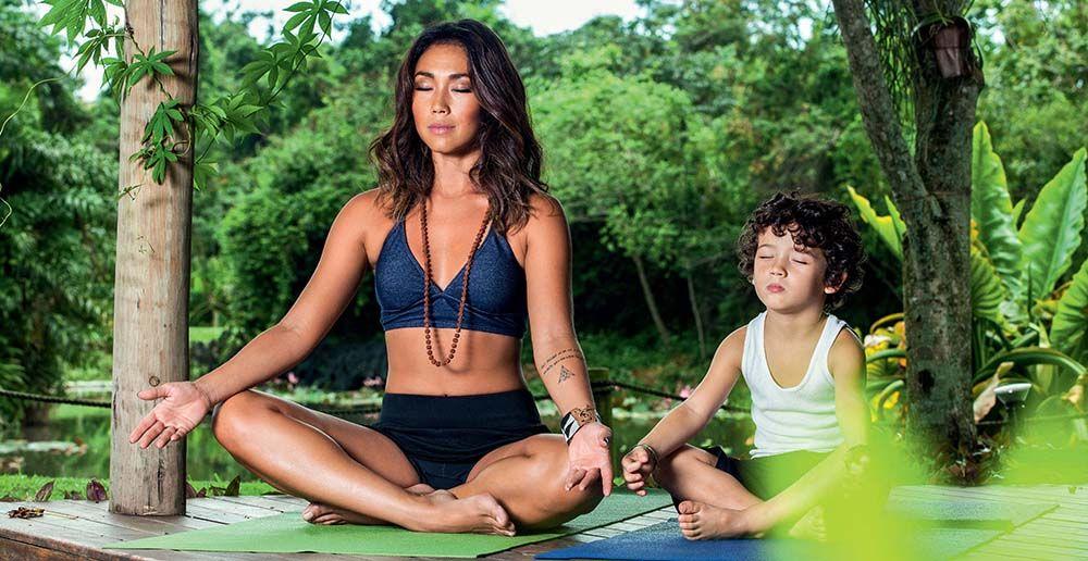 Daniele Suzuki diz que filho é bagunceiro como ela / Matheus Coutinho/Revista Contigo!