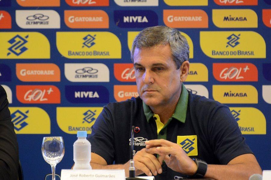 José Roberto Guimarães dividirá seleção durante Grand Prix e Pan / Divulgação/CBV