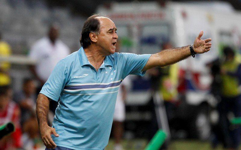 Marcelo Oliveira é o sonho do Palmeiras