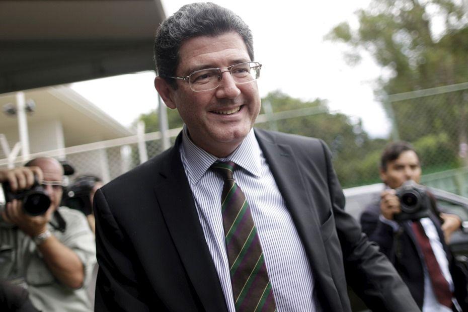 Levy diz que aprovação da MP 665 é vitória / REUTERS/Ueslei Marcelino