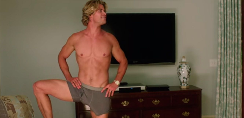 Chris Hemsworth prometer enlouquecer as fãs / Reprodução/Youtube