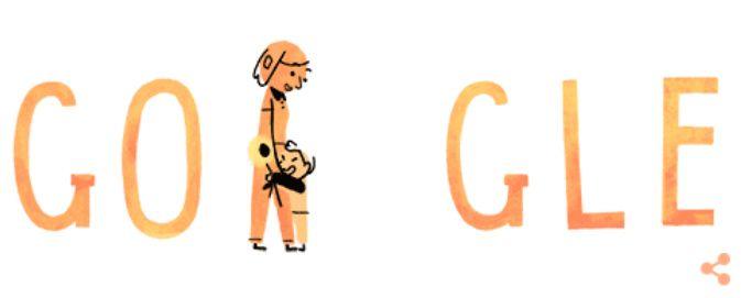 Mães ganham homenagem do Google / Reprodução/Google