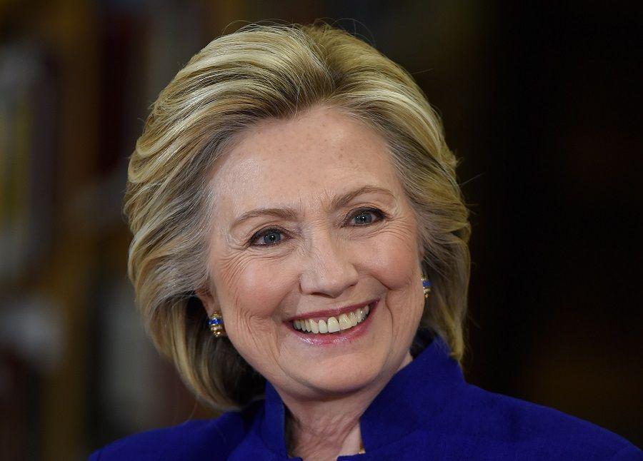 Hillary Ex-primeira-dama dos EUA e ex-secretária de Estado / AMERICA / AFP
