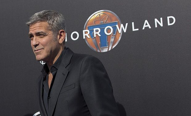 George Clooney /  REUTERS/Mario Anzuoni
