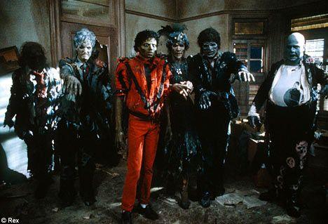 Clássico do videoclipe, Thriller será levado ao cinema por Kenny Ortega / Foto: Reprodução