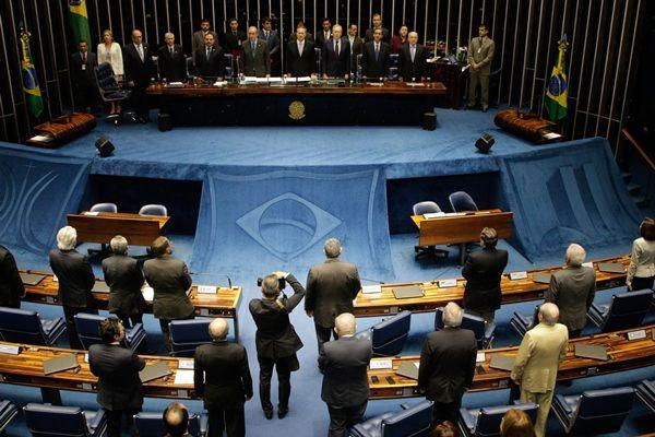 Congresso promulgou no último dia 07 a emenda constitucional / Joel Rodrigues / Frame / Folhapress