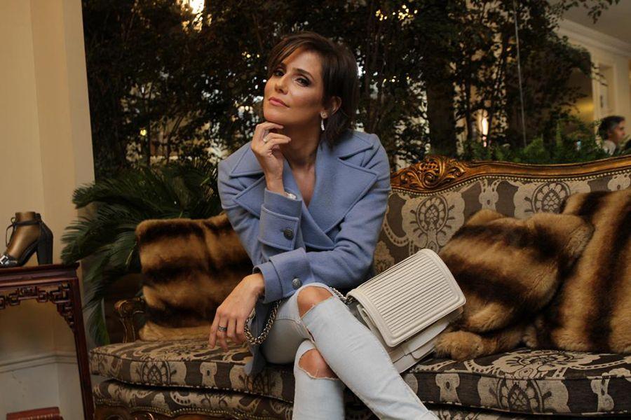 Deborah Secco é mamãe de primeira viagem / Marcelo Brammer/AgNews