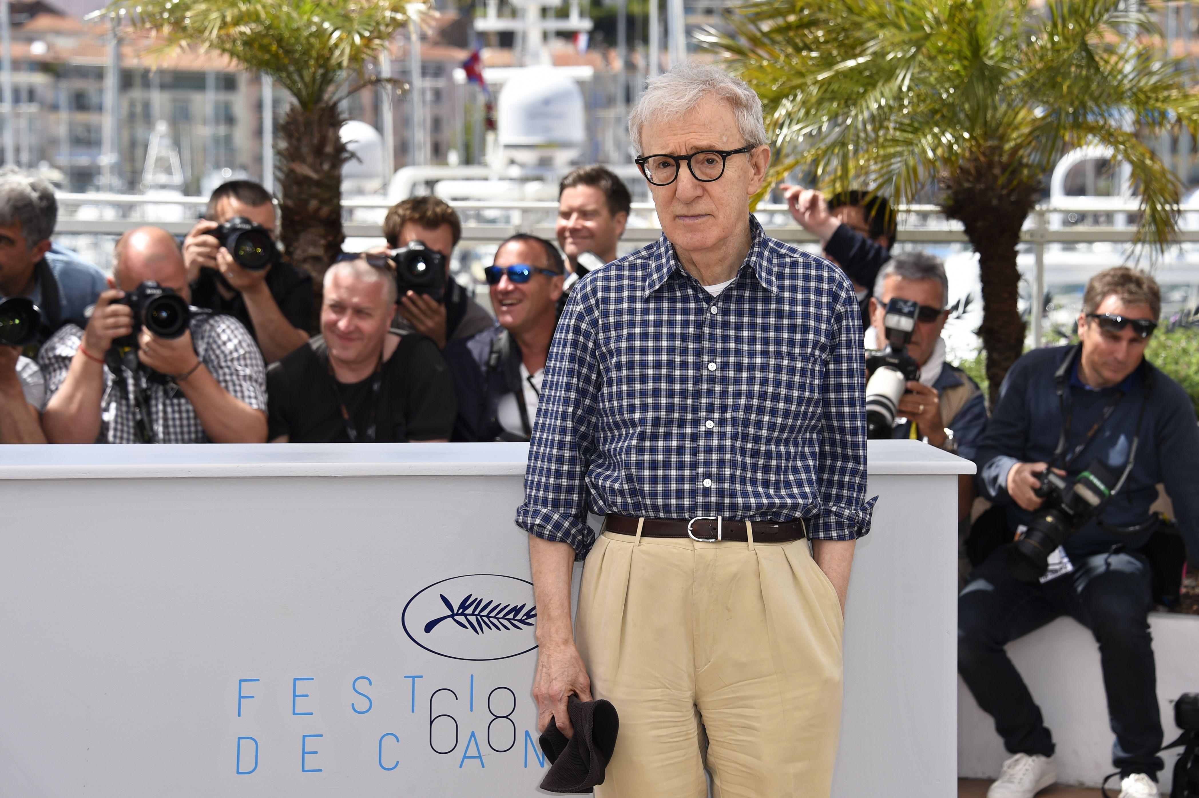 Fui paternal, diz Woody Allen sobre casamento com filha adotiva