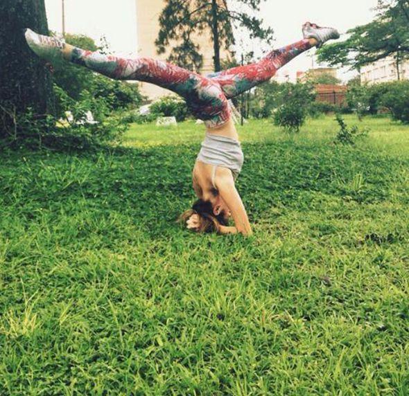 Miss São Paulo largou o balé por motivos de asúde