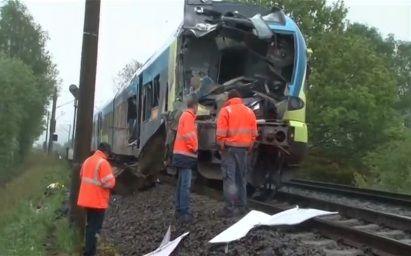 Acidente de trem na Alemanha  / Imagens: Reuters