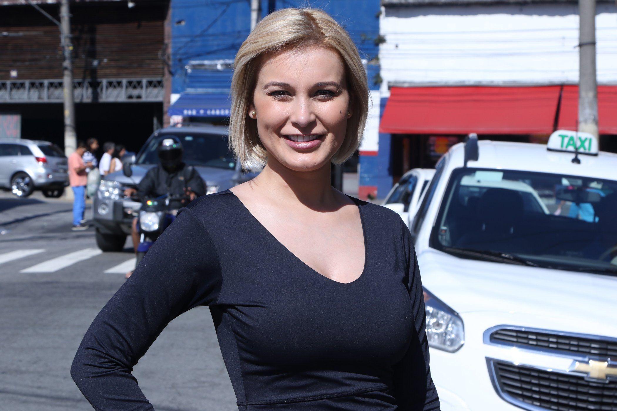 Andressa Urach faz um pedido aos fãs / Thiago Duran/AgNews