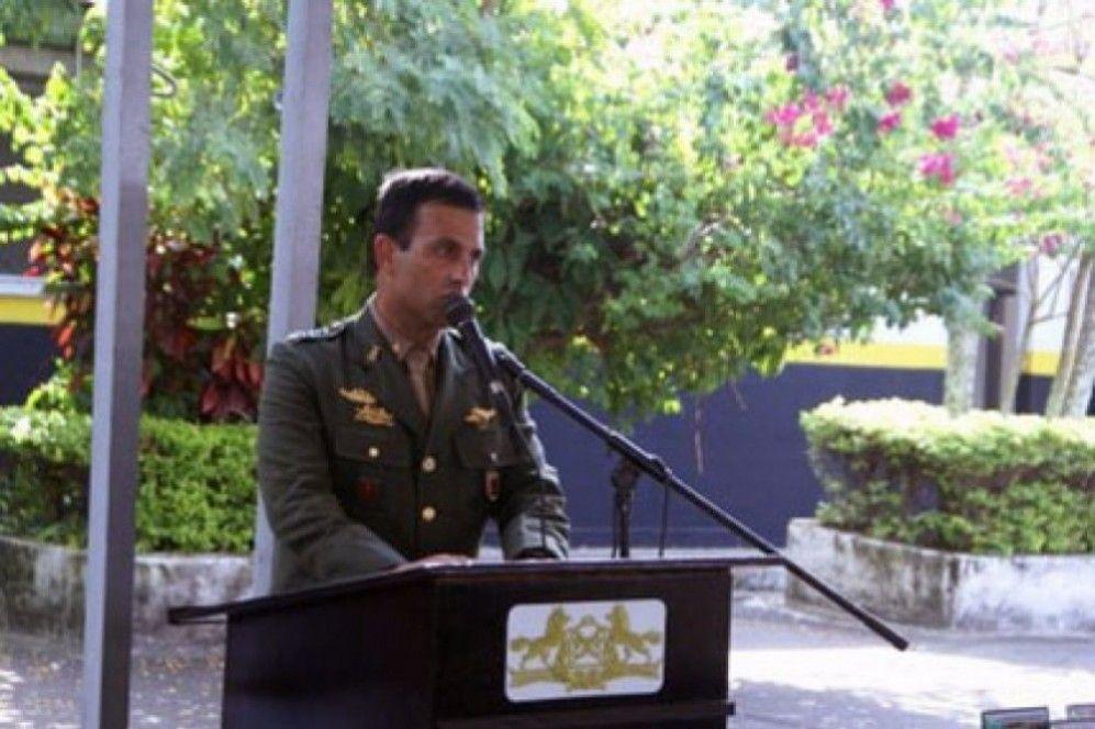 Tenente-coronel do Exército foi executado na última sexta / Confederação Brasileira de Hipismo/Divulgação