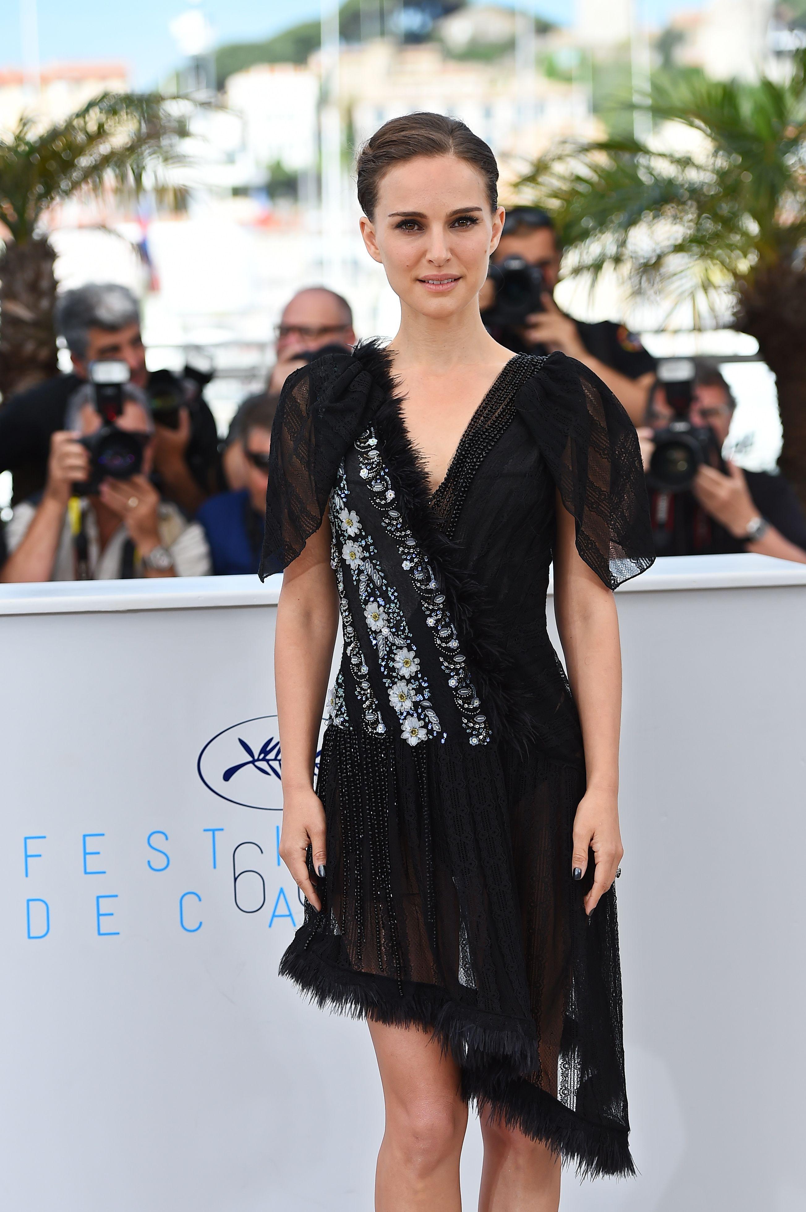 Natalie Portman estreou como diretora de cinema / Anne-Christine Poujoulat/AFP