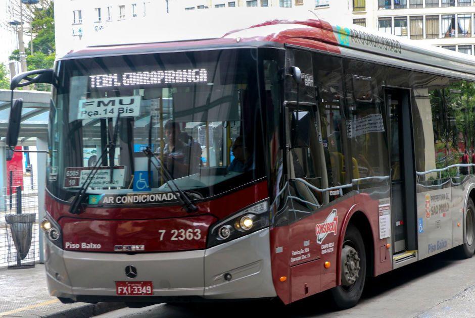Motoristas de ônibus descartam nova paralisação / Frame/Folhapress