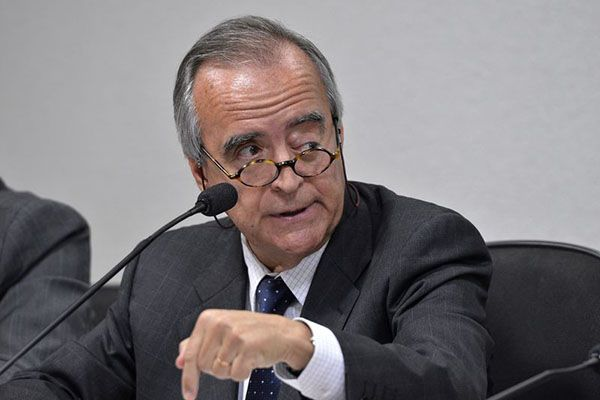 Cerveró está preso desde janeiro em Curitiba / Wilson Dias / Agência Brasil