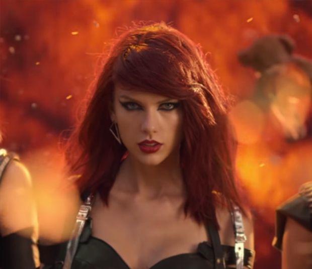 Taylor encarna uma assassina em novo clipe / Reprodução/Youtube