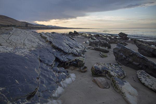 Vazamento, que chegou até as praias, já foi controlado / DAVID MCNEW / GETTY IMAGES NORTH AMERICA / AFP
