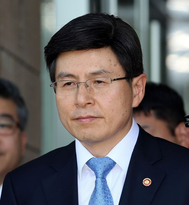 Segundo presidência, ele é a pessoa adequada para erradicar a corrupção / YONHAP / AFP