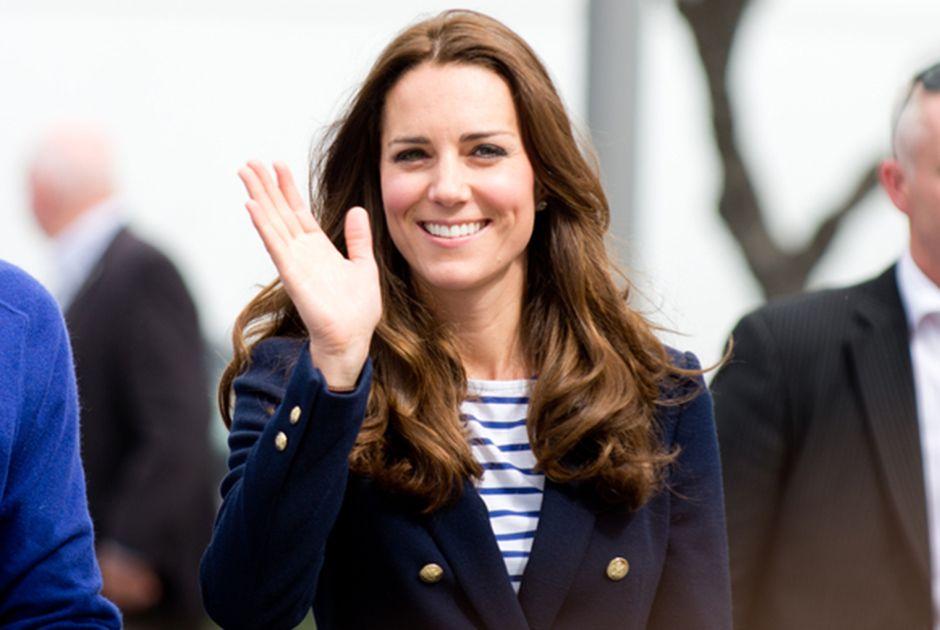Kate Middleton deu à luz no dia 2 de maio de 2015 / Shaun Jeffers/Shutterstock.com
