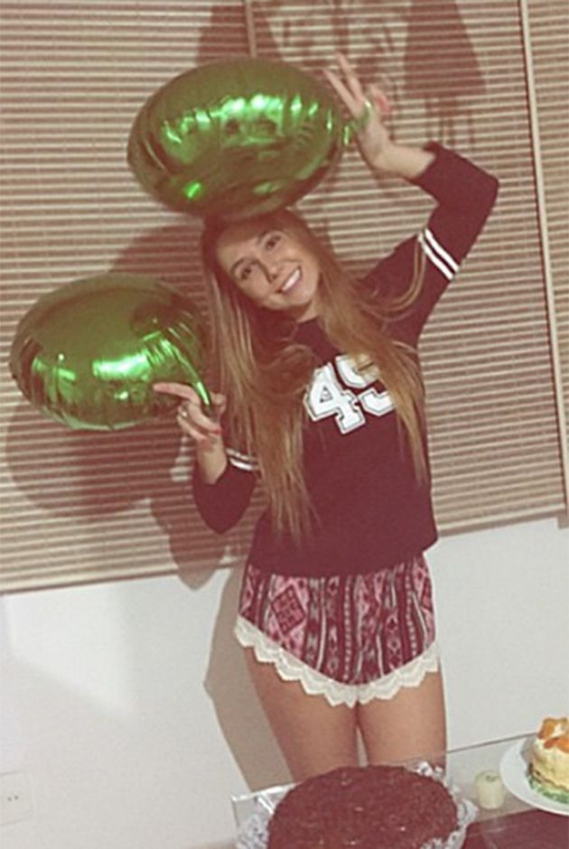 Carol Portaluppi comemora os 21 anos / Divulgação/Instagram