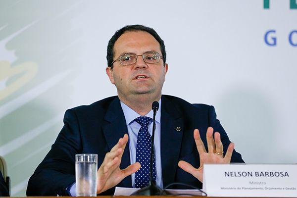 Nelson Barbosa apontou infraestrutura e educação como prioridades / Pedro Ladeira / Folhapress