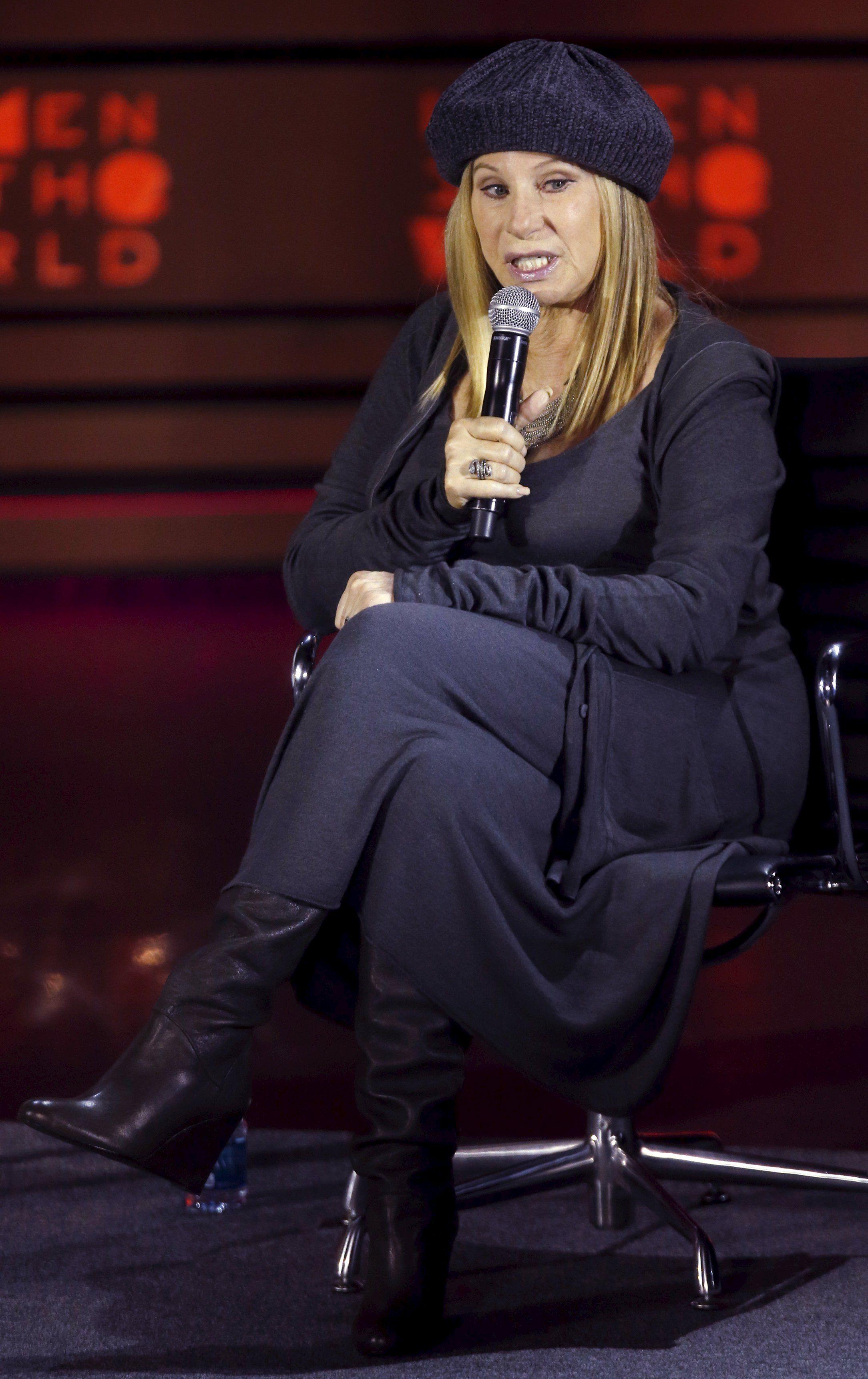 Barbra Streisand lançará sua autobiografia / Shannon Stapleton/Reuters