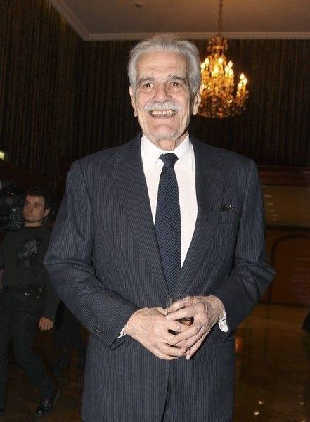 Omar Sharif é diagnosticado com Alzheimer / Gart Knight/Reuters