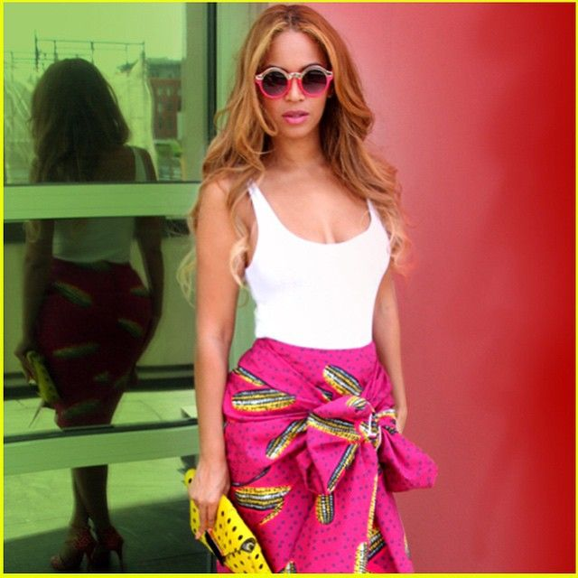 Beyoncé curte viagem na Itália / Divulgação/Instagram