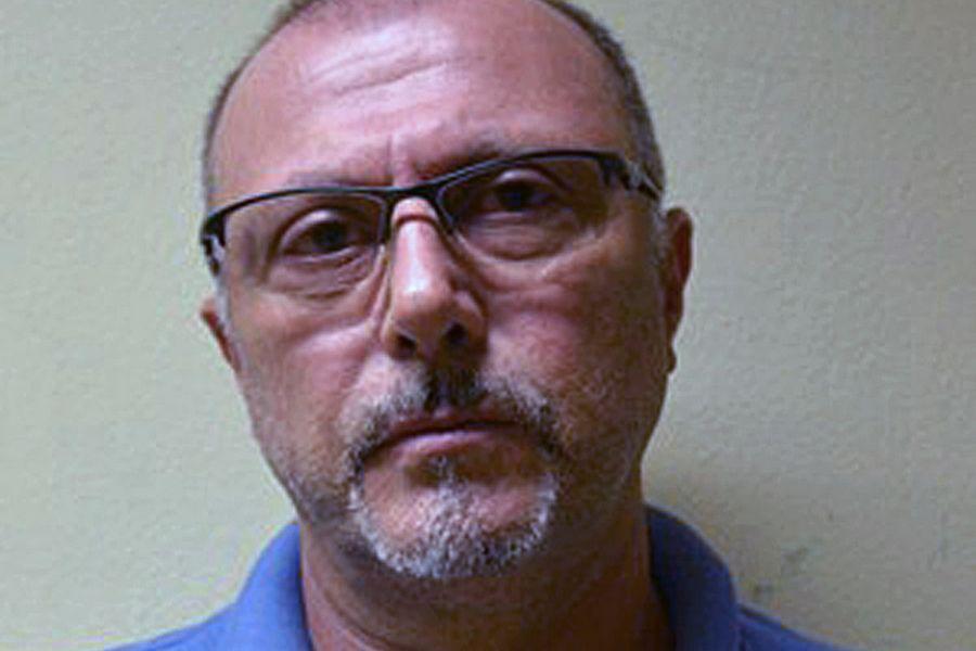 Pasquale Scotti, ex-membro da máfia italiana Camorra / Polícia Federal / AFP