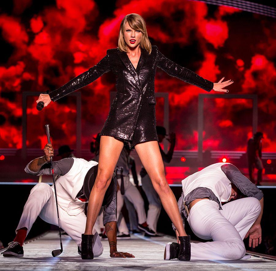 Taylor Swift é a caçula da lista da Forbes / Christopher Polk/AFP