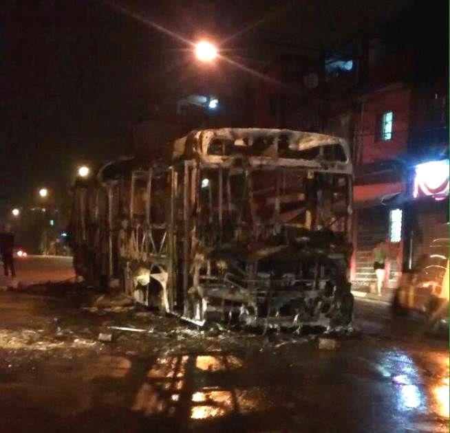 Veículo havia saído da região do Jaraguá e seguia para Santana / BandNews FM